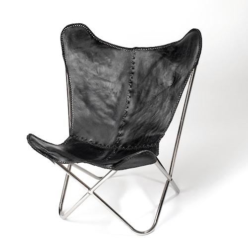 Butterfly chair - Svart