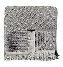 Handduk Black Cotton 140x70 cm