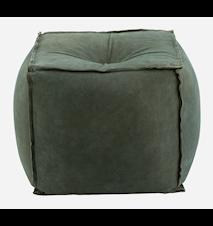 Puff i mocka - 40x40x40 cm