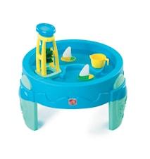 Water wheel vattenbord