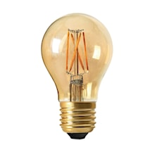 Elect LED 3-Step dim Normal Gold 60mm