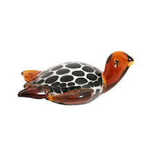 Deco Glass Turtle