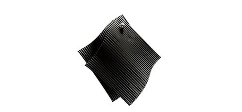Grytelapper 2 stk med krok black
