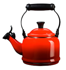 Demi water kettle w/ whistling Cerise
