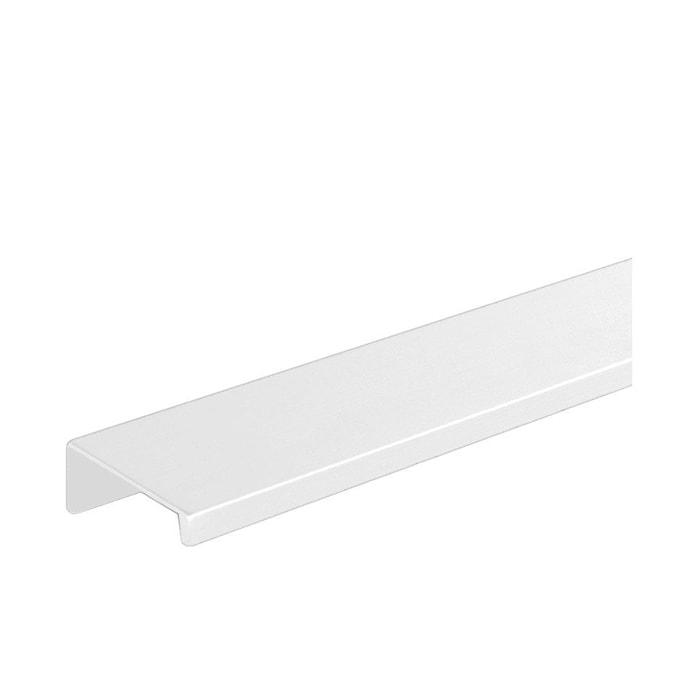 Handtag Slim 4025 Vit - 4 cm