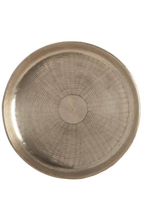 Fat Carve Ø 30 cm - Sølv