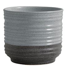 Kruka POT M Ø 15 cm - Antracit