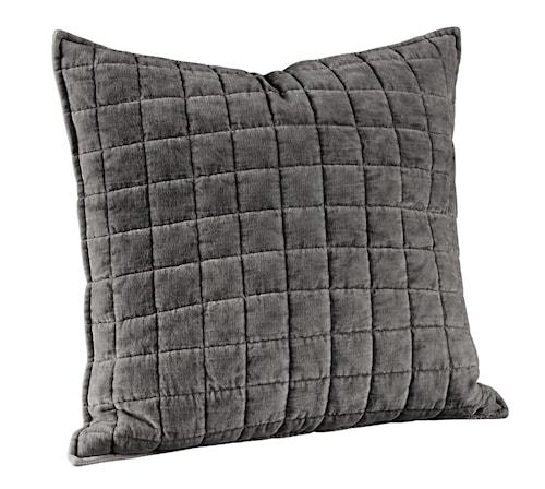 Posh Kuddfodral 50x50 grey