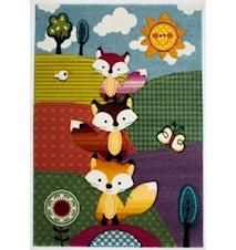 Fox tæppe