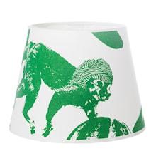 Funky monkey lampskärm Green