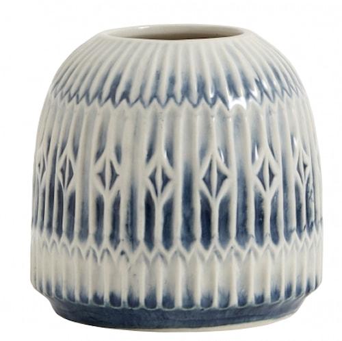 Vas Blue Rill Rund - Medium