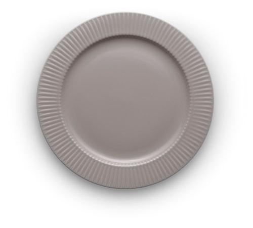 Nova Middagstallrik 28 cm Grå