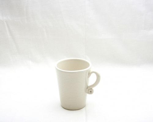 Algarve Kaffemugg med öra Bomull 10 cm