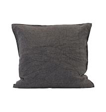Kuddfodral Pleats Brun 60x60 cm