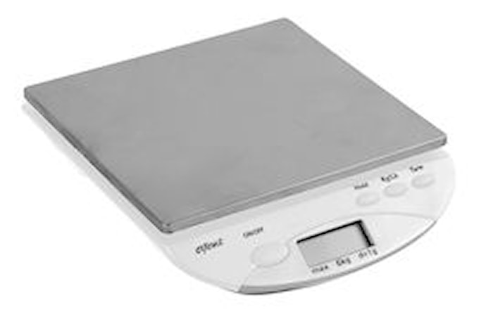DigiTall kjøkkenvekt 6 kg/1 g