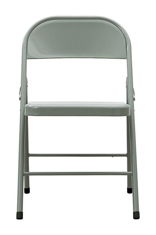 Fold it stol - grønn