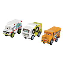 Disney® Pixar Autot 3 3-Pack - Thunder Hollow