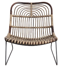 Kawa lounge stol
