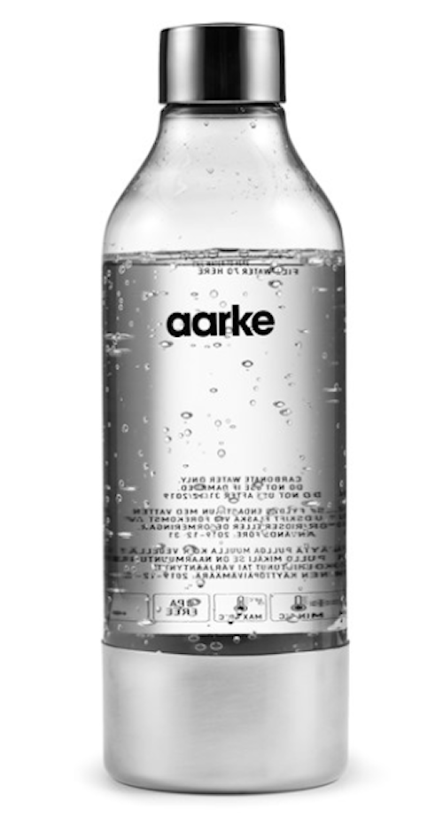 PET-flaska till Aarke Kolsyremaskin