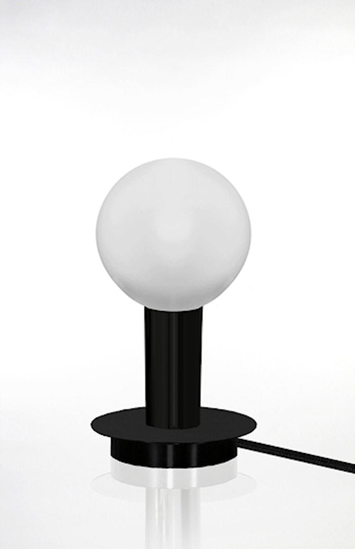 Bordslampa Torch Svart