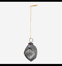 Glaskon Hängande Svart/Guld