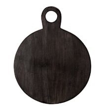 Cutting Board, Black, Acacia