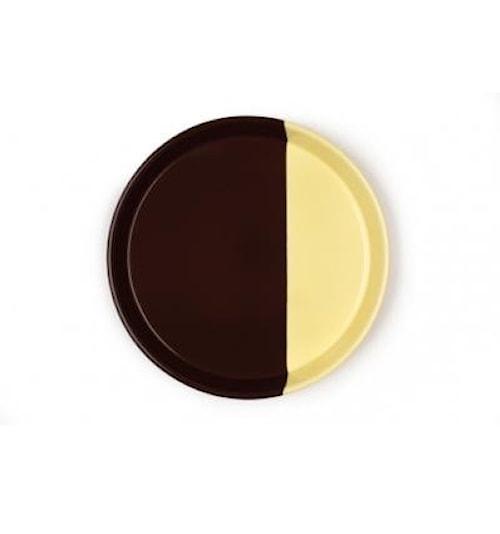 Bakeplate Chocolate/Vanilla Ø 32 cm