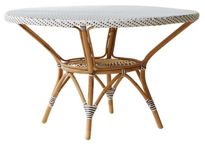 Danielle spisebord - Hvid