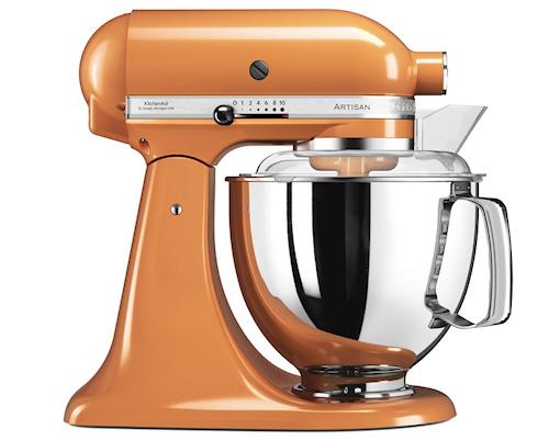 Artisan 175 Köksmaskin 4,8 liter Orange