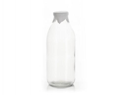 MILK mjölkflaska Lock i Silikon 90cl