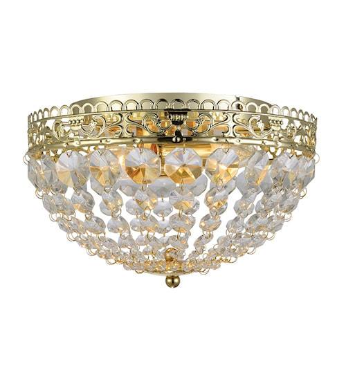 Saxholm Plafond Guld