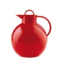 Kulan termokande blank rød 0,94 liter