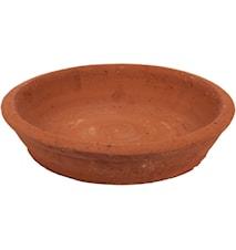 Fat till terrakottakruka, Ø 20cm x H 4,5cm