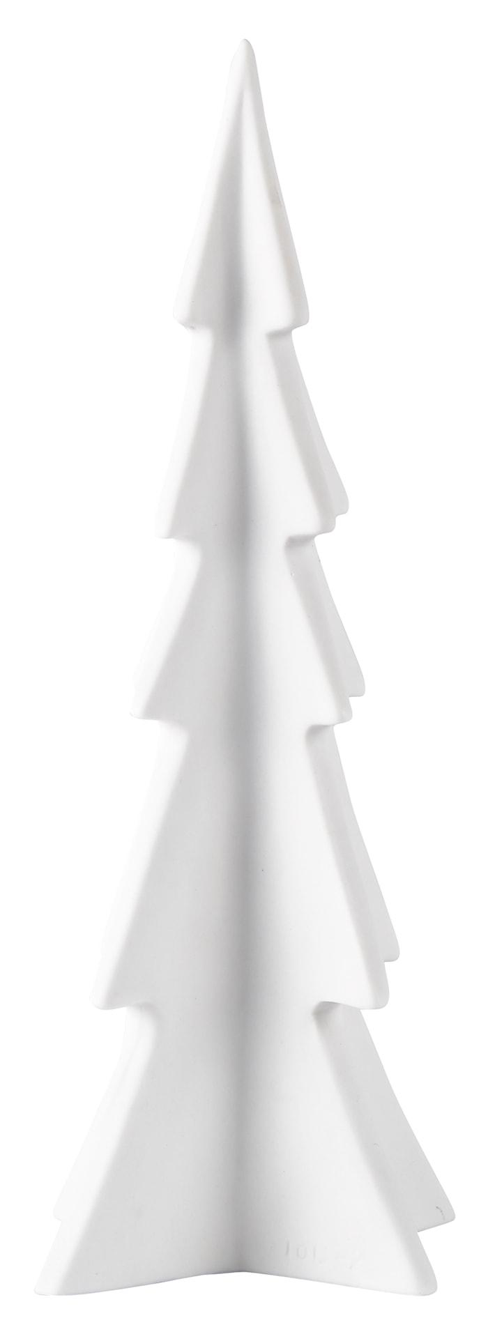 Koriste-esine Keramiikka Valkoinen 27 cm