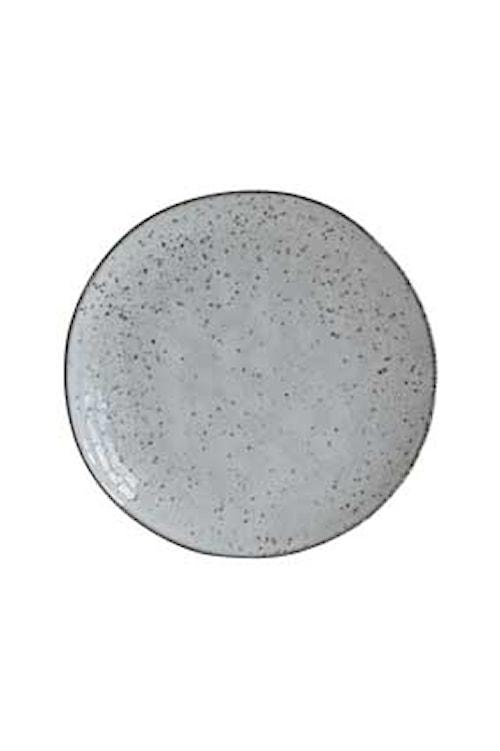 Kagefad Rustic Grå/Blå D:20.5 cm