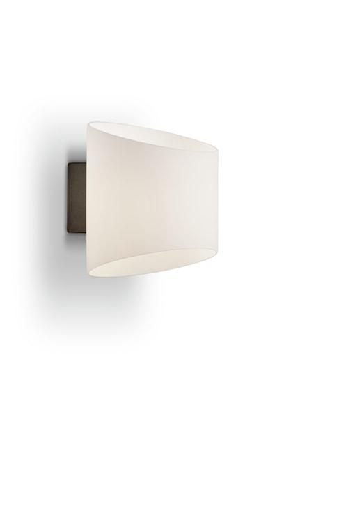 Evoke Vägglampa Oval