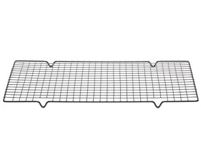 Bakgaller stål 41 cm
