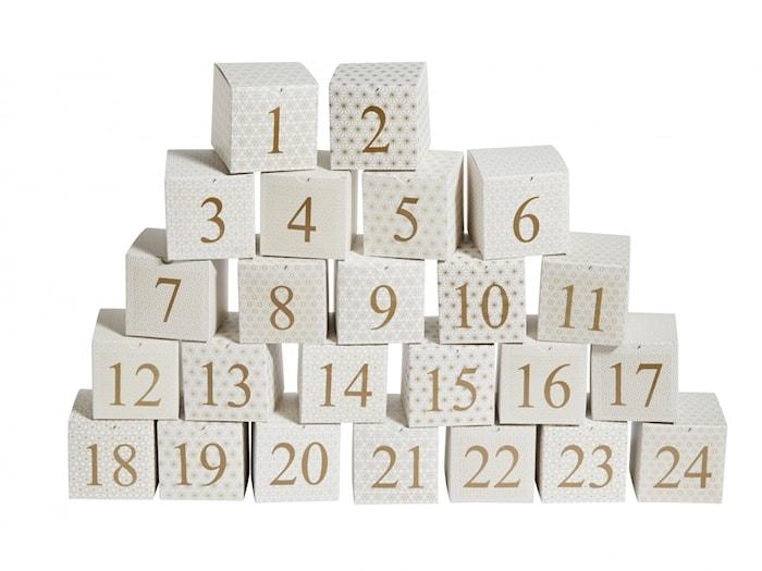 Presentask Julkalender 24 st