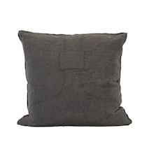 Kuddfodral Patch Brun 60x60 cm