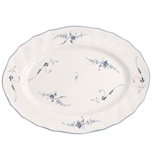 Old Luxembourg Oval platter 36cm (2)