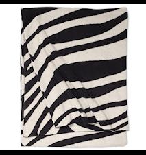 Pledd Zebra 130 x 170 cm