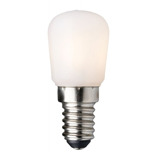 LED T26 E14 Frostat Varm Vit
