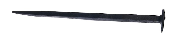 Spik 17 cm Svart
