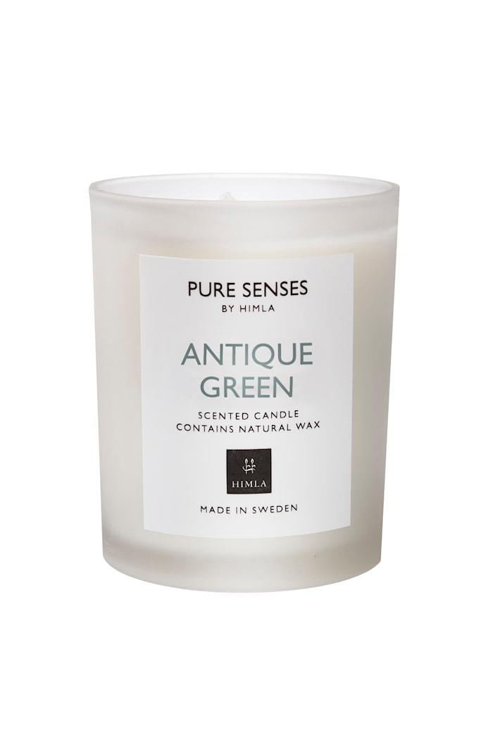 Duftlys Pure Senses 165 g - Grønn