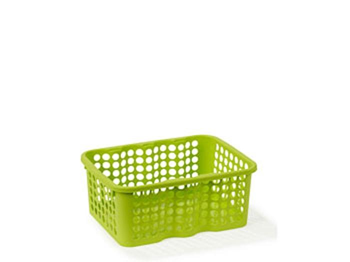 Plastkorg Rondo 1,5L Lime