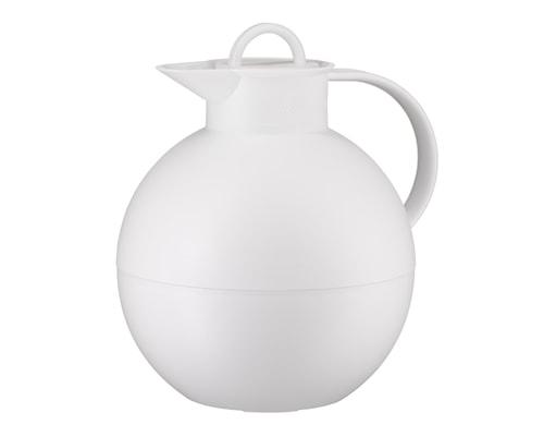 Kulan termoflaske frostet hvit 0,94 liter