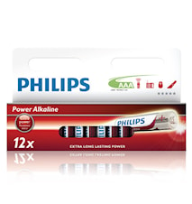 Fashion Power Alkaline AAA 12-pack