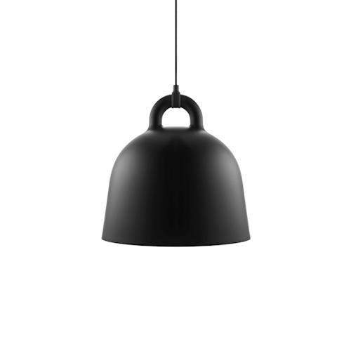 Bell Lampa Svart M
