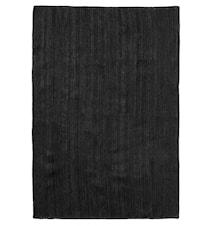 JUTE carpets, color black, L