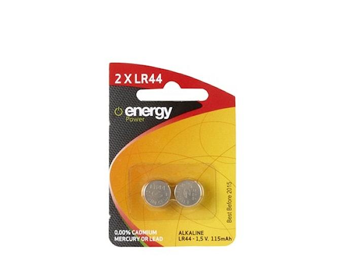 EP batteri 2 x knappcell LR44